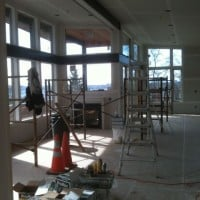 Houghten House Construction2