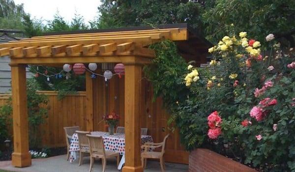 Windermere Backyard Pavilion